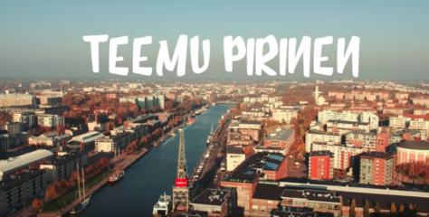 Teemu Pirinen by Mikko Fincke