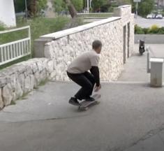 BEHIND THE SESH – Croatian downhill spot
